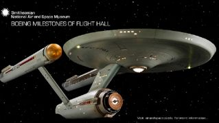 Ammirate il restauro del modello originale della Enterprise di Star Trek