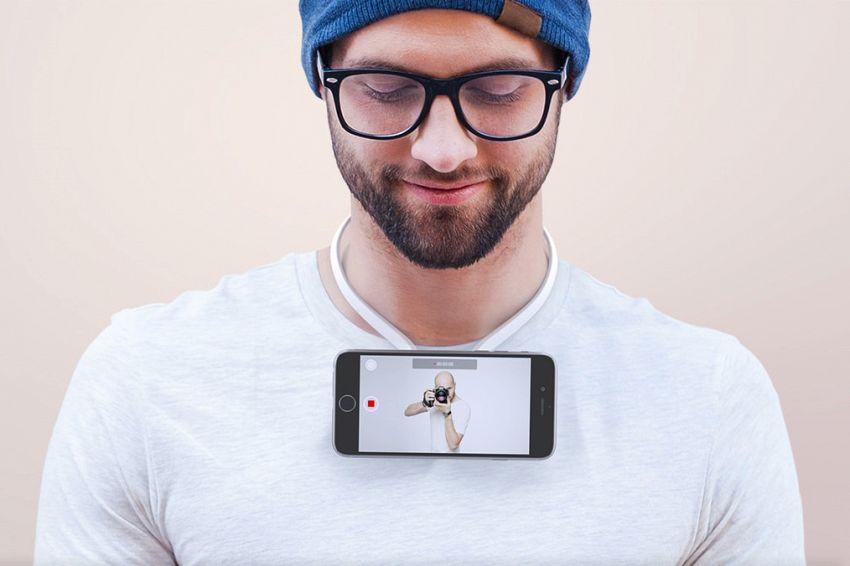 Povie, un nuovo serio accessorio per riprendere video con l'iPhone