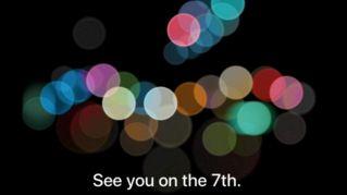 Apple conferma: il 7 settembre verrà presentato il nuovo iPhone7