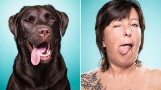Ecco la prova definitiva che i cani assomigliano ai propri padroni