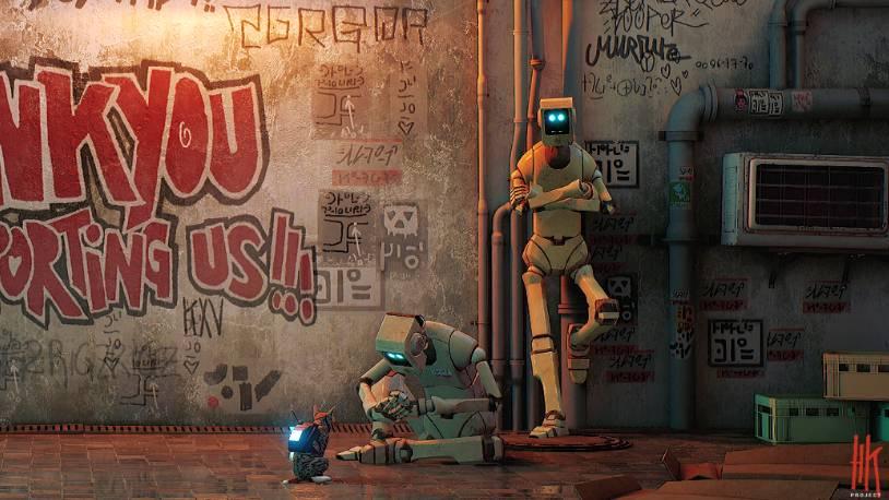 Animali e videogiochi: il nuovo eroe è un gatto del futuro