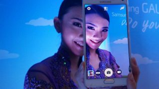 Galaxy Note 7, arriva la fantascienza con lo scanner dell'iride