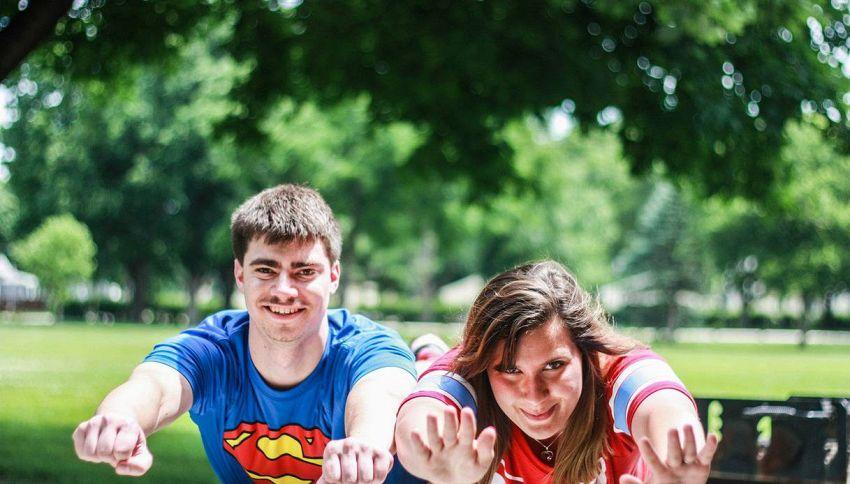 Superman e transumani, una ricerca terrorizza gli Stati Uniti