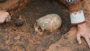 Recuperato teschio alieno vecchio di 2000 anni