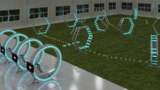 Vuoi pilotare droni? DJI inaugura le arene da allenamento