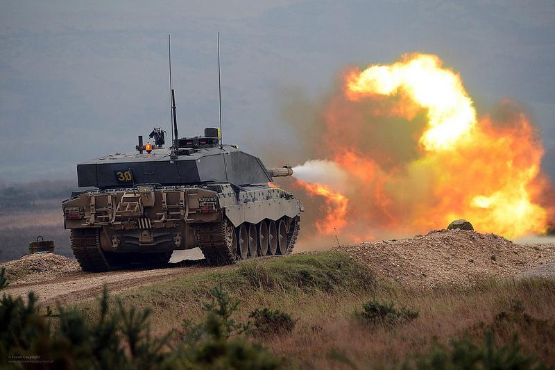 Le altre Olimpiadi, in Russia le gare di carri armati