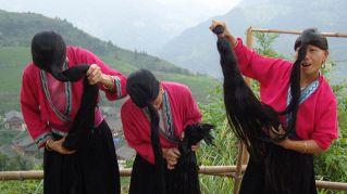 Il villaggio di Rapunzel, qui le donne tagliano i capelli una sola volta