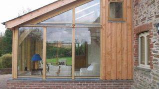 Come realizzare una veranda in legno da  sogno