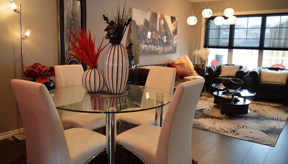 come arredare un soggiorno rettangolare: soggiorno open space ... - Come Arredare Un Soggiorno Moderno Piccolo