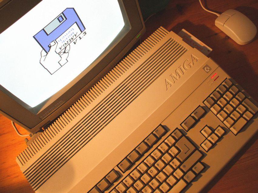 10.000 giochi Amiga, Internet Archive vi fa giocare gratis