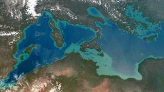 Il folle piano tedesco per prosciugare il Mar Mediterraneo