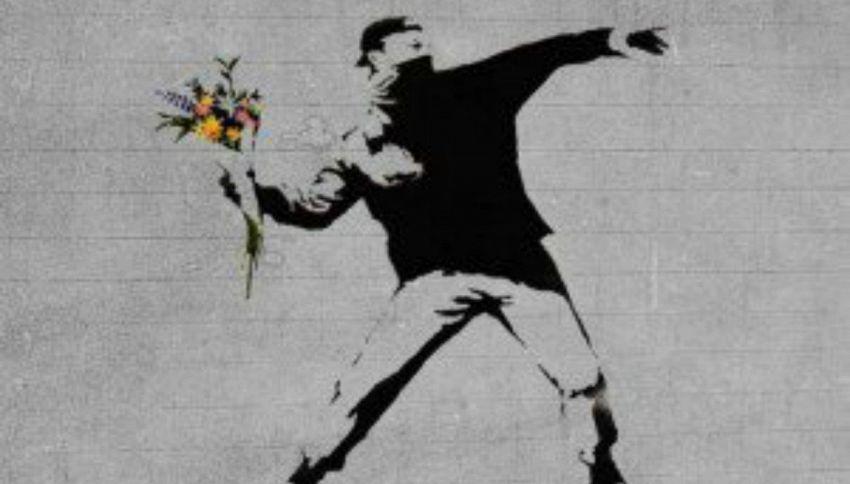 Un giornalista inglese sostiene che Banksy sia il leader dei Massive Attack