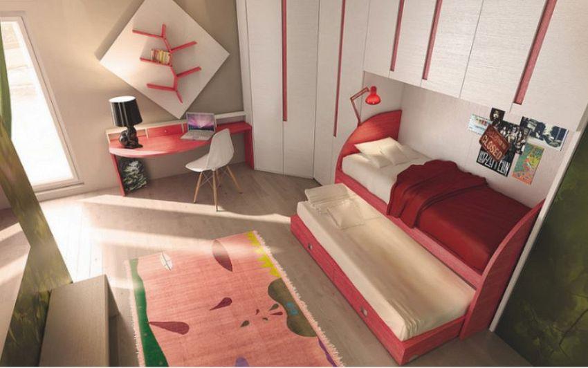 Camerette per bambini: 5 idee e progetti di arredo