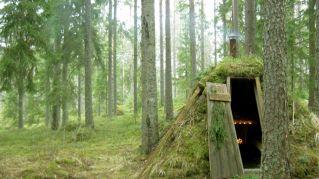 Con 60 euro potete dormire nell'hotel più primitivo del mondo!