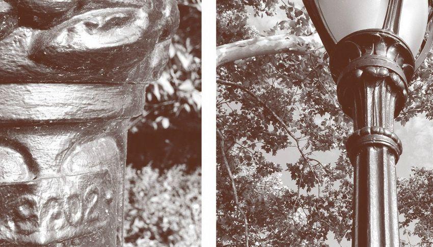 Se ti perdi a Central Park, guarda i lampioni e troverai la strada