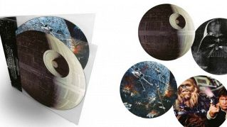 L'originale colonna sonora di Star Wars ritorna in vinile su picture disk