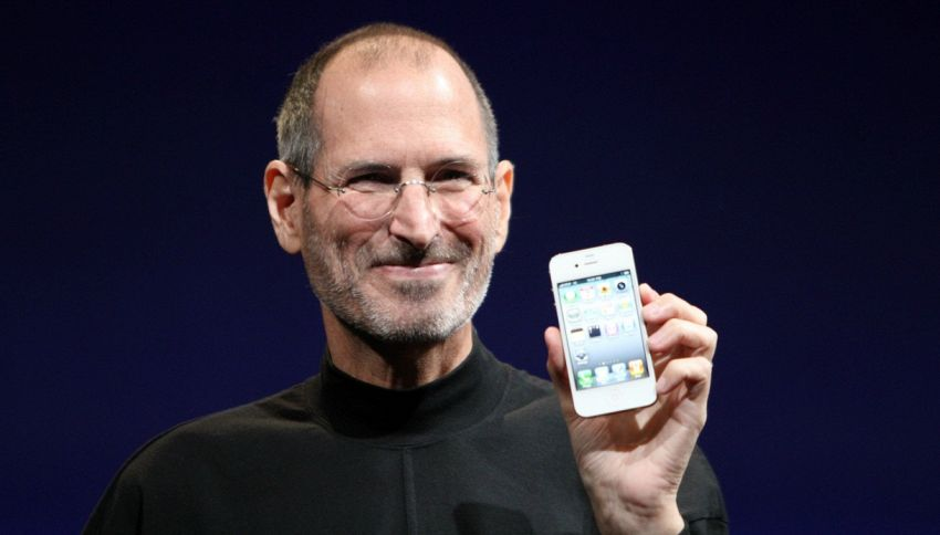 All'asta il guardaroba di Steve Jobs, ecco quanto vale