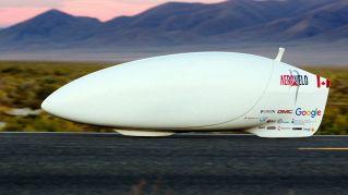 Eta, ecco la bicicletta del futuro che viaggia a 144 km/h