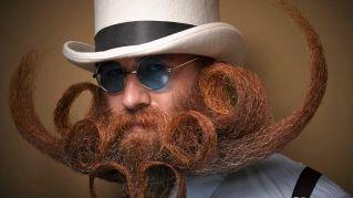Le barbe e i baffi più spettacolari e pazzi del campionato mondiale 2016
