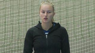 """La figlia di De Boer nella """"Juve""""... della pallamano"""
