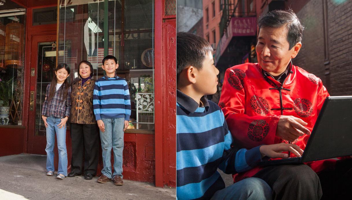 I cinesi a Milano non muoiono mai: i dati del comune