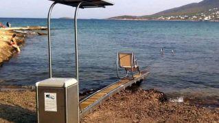 Arriva l'invenzione per abbattere la disabilità in vacanza