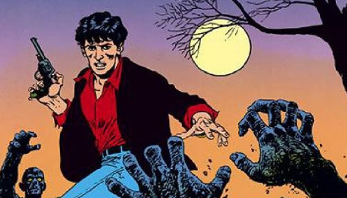 Dario Argento scriverà una storia su Dylan Dog e uscirà nel 2018