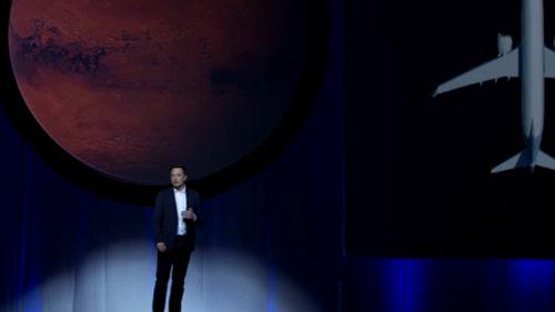 """Il miliardario Musk: """"Se siete pronti a morire vi porterò su Marte"""""""
