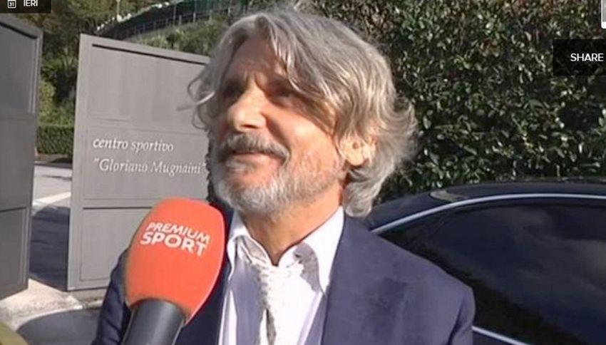 """""""Cassano alla Sampdoria? Chiedete a sua moglie..."""""""