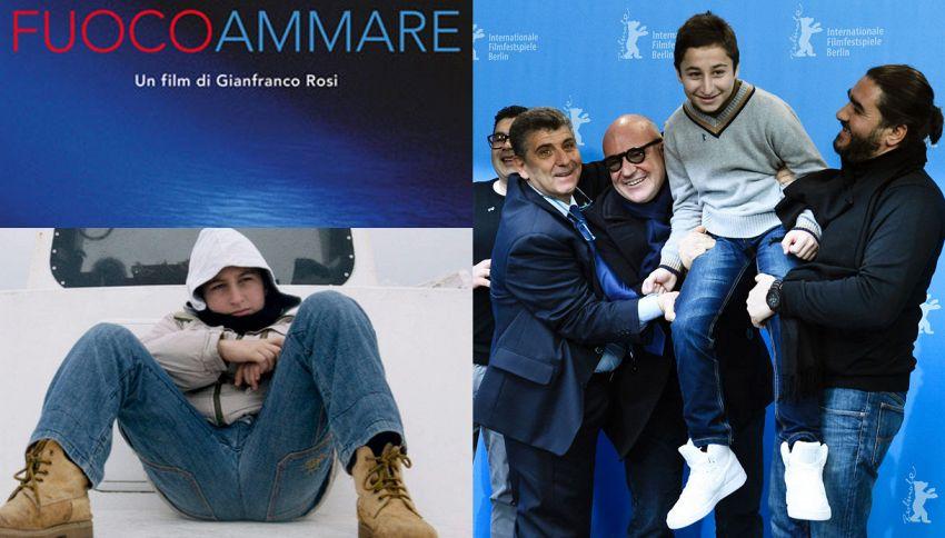 Fuocoammare: 7 cose da sapere sul film italiano candidato agli Oscar