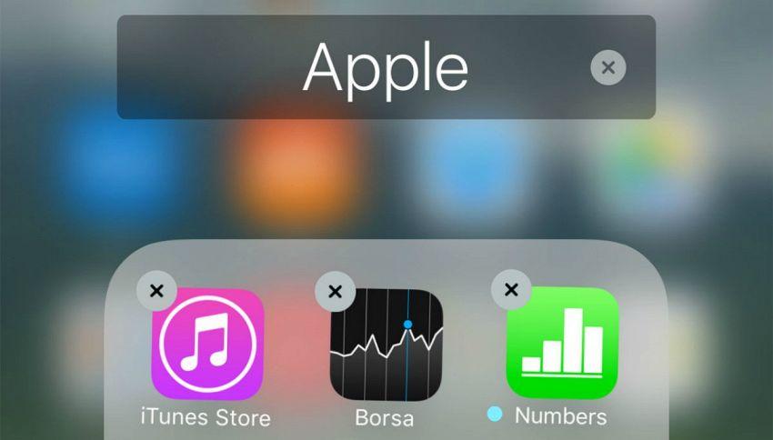Con iOS 10 possiamo finalmente eliminare le app di sistema