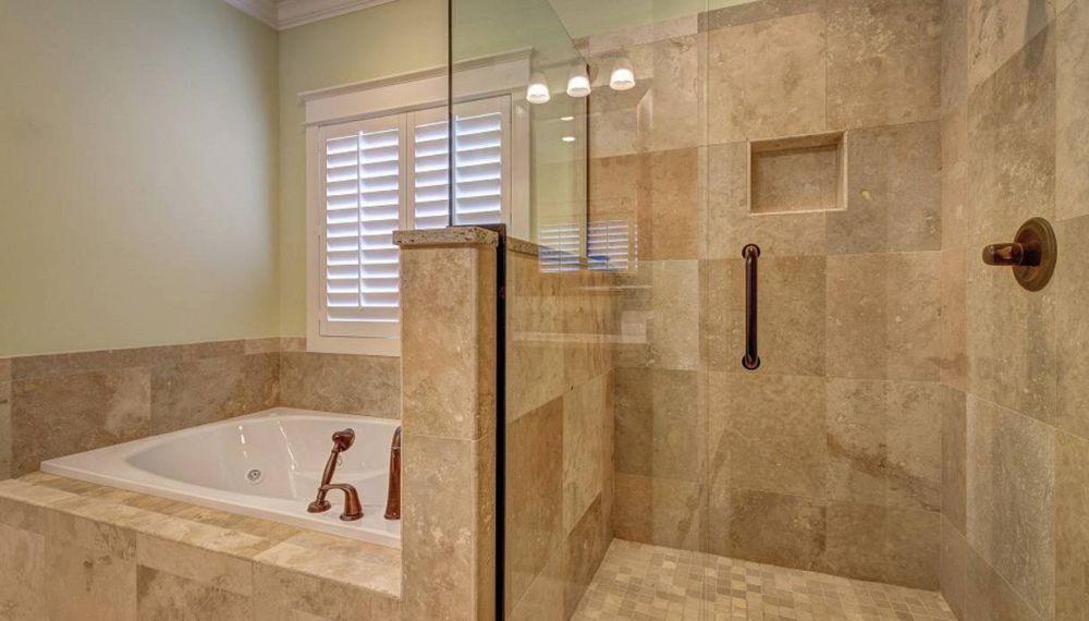 Doccia senza piatto - La doccia senza piatto, il futuro del design ...