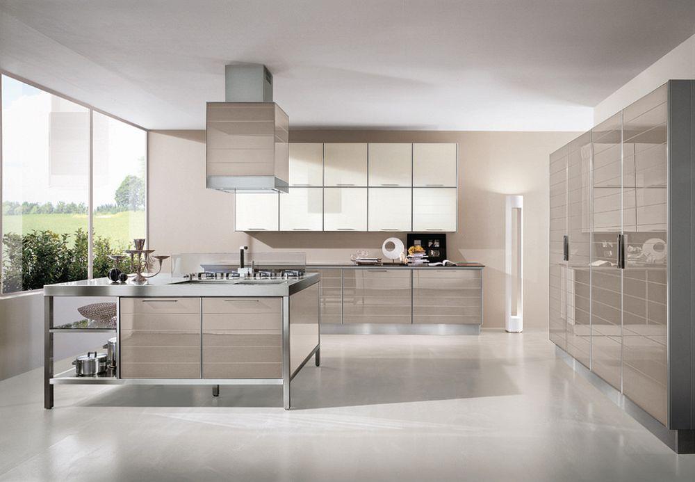 Rivestire la cucina con il design sulle ante idee - Rivestire ante cucina ...
