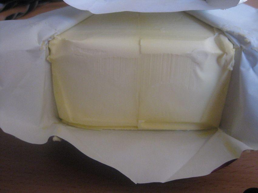 E' margarina ed è fatta con olio di vermi, vuoi provarla?