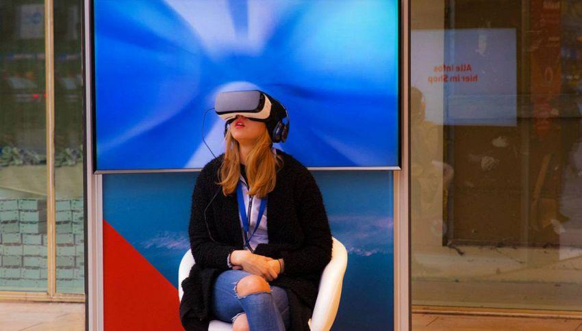 Massaggi e realtà virtuale, una coppia perfetta per il relax hitech