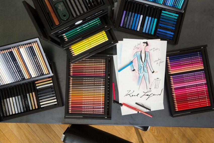 Matite colorate: con 3000 dollari potete colorare tutti i libri che volete