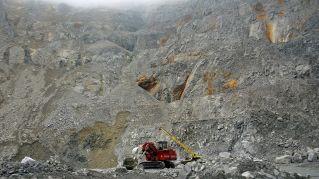 L'eremita rumeno, il solitario guardiano che vive in miniera