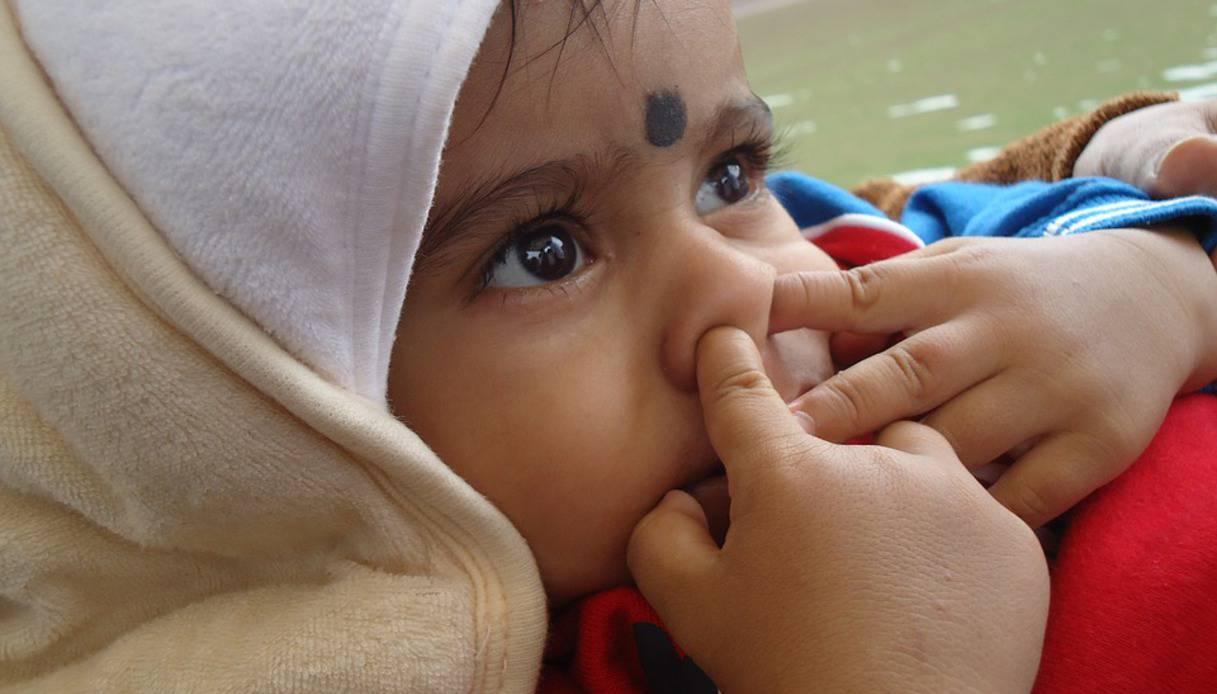 Mettersi le dita nel naso è pericoloso per la salute