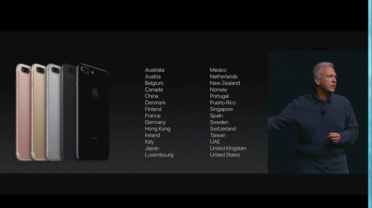iPhone 7: prezzi, caratteristiche e disponibilità