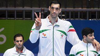 Paralimpiadi: oro al gigante di 246 cm, secondo uomo più alto al mondo