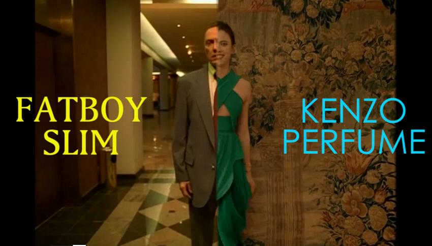 Lo spot di Kenzo sembra molto simile a un famoso videoclip di Fatboy Slim