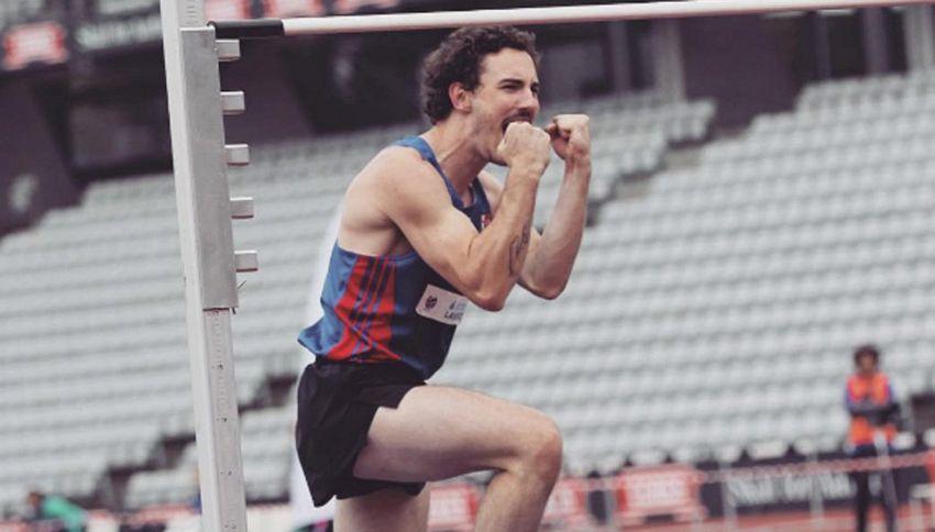I salti a ostacoli più assurdi dell'atleta danese