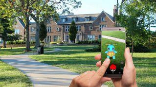 Cattura Pokemon in una chiesa, arrestato