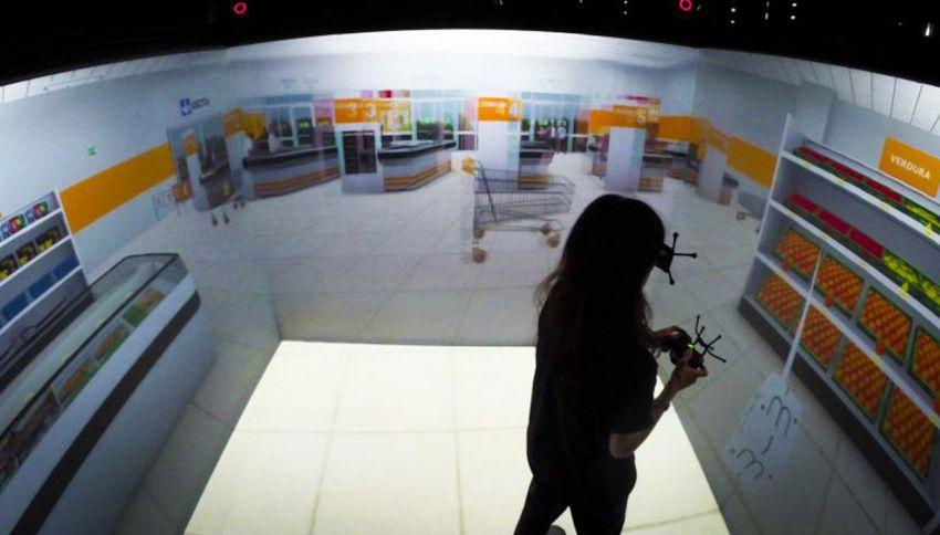 Un ospedale italiano guarisce con la realtà virtuale i pazienti con problemi neurologici