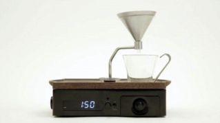 Problemi a svegliarsi la mattina? Ecco la sveglia che prepara anche il caffè
