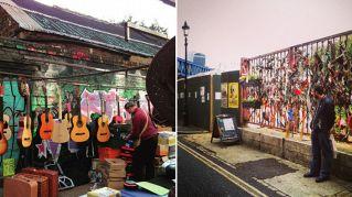 A Londra i senzatetto diventano guide turistiche