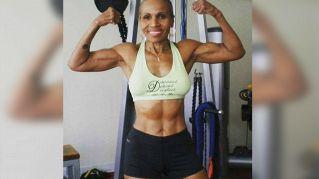 Ernestine Shepherd, la body builder ottantenne. Ecco come si tiene in forma