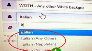 La scuola inglese che distingue tra bimbi italiani, napoletani e siciliani
