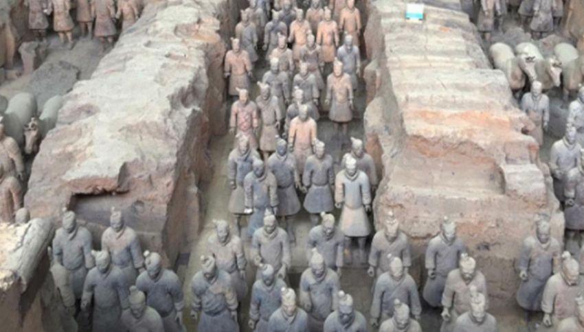 Cina, scoperti i nuovi inquietanti segreti dell'Esercito di Terracotta