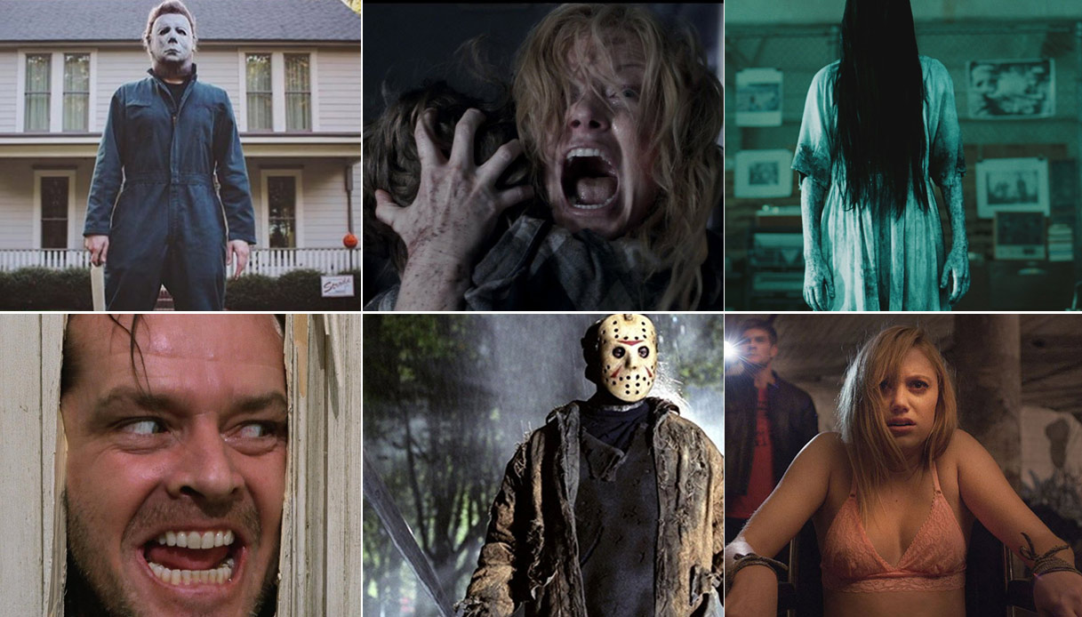 I 20 film horror più terrificanti di sempre. Dai cult alle ultime uscite